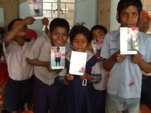 New Hope children proud of their portraits