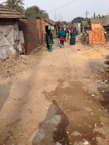 Slum Path